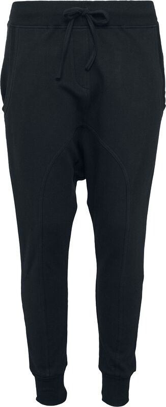 Ladies Light Fleece Sarouel Trousers