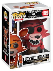 Foxy The Pirate Vinylfiguur 109