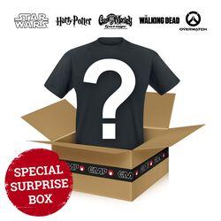 Surprise Fan/Entertainment T-shirt (random selection)
