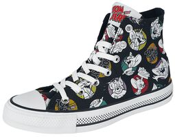 Tom & Jerry Chuck Taylor All Star Hi