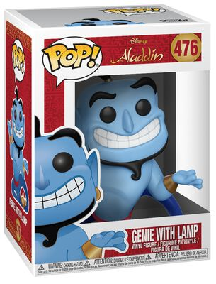 Genie with Lamp Vinylfiguur 476