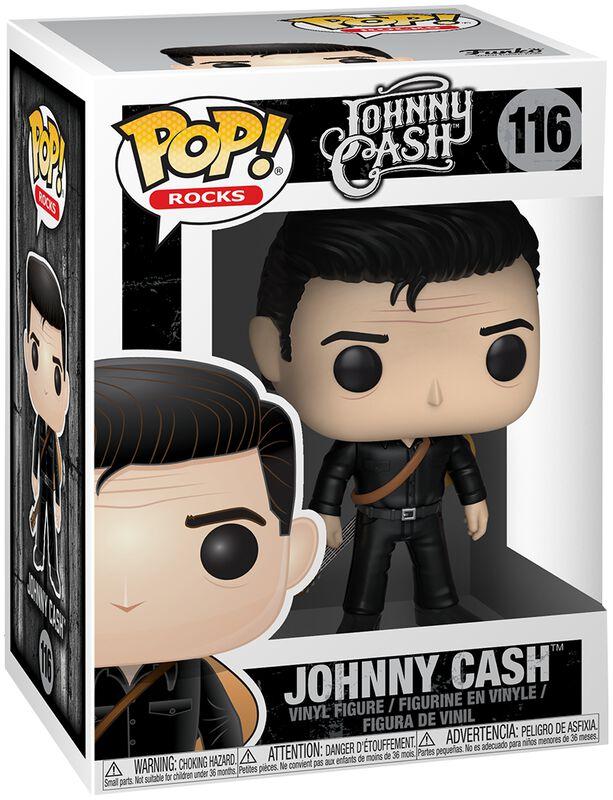 Johnny Cash Rocks Vinylfiguur 116