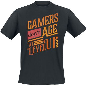Gamers Don't Age - We Level Up