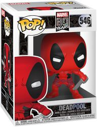 80th - First Appearance: Deadpool Vinylfiguur 546