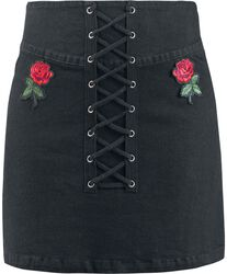 Not A Romantic Rose Skirt