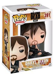 Daryl Dixon With Rocket Launcher Vinylfiguur 391