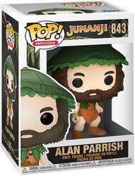 Jumanji Alan Parrish - Vinylfiguur 843