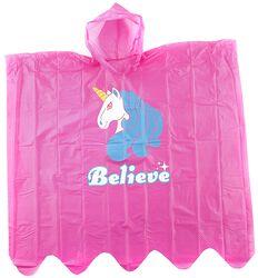 Believe Rain Poncho