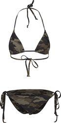 Camo Bikini