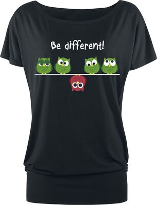Be Different!