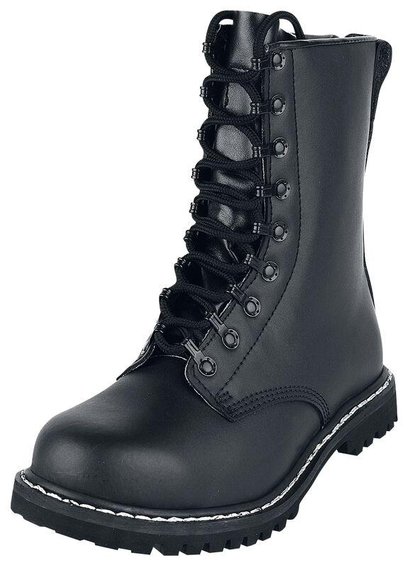Para Combat Boots