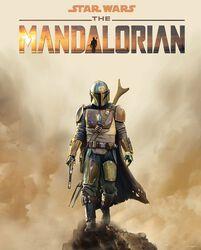 The Mandalorian - Movie Poster