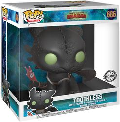 3 - Toothless (Life Size) Vinylfiguur 686