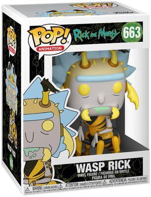 Wasp Rick Vinylfiguur 663