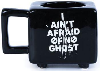 I Ain't Afraid Of No Ghosts - Heat-Change Mug
