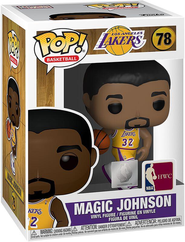 LA Lakers - Magic Johnson Vinylfiguur 78