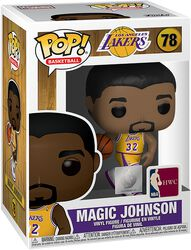 LA Lakers - Magic Johnson Vinylfiguur 78