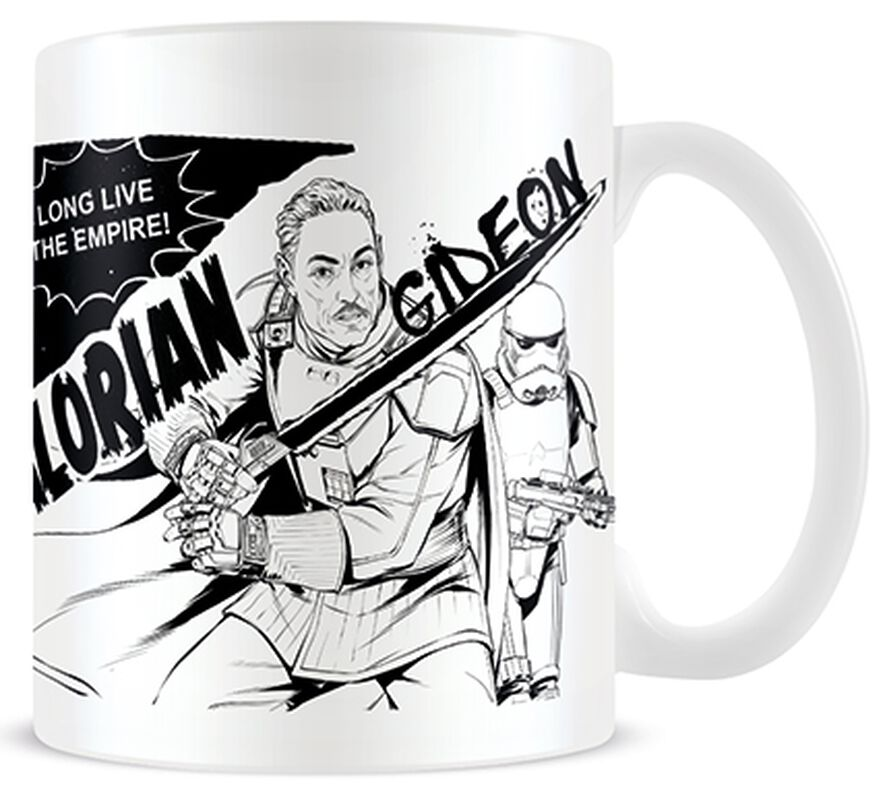 The Mandalorian - Gideon