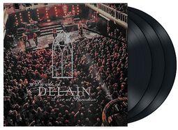 A decade of Delain - Live at Paradiso