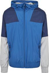 Zip Away Track Jacket