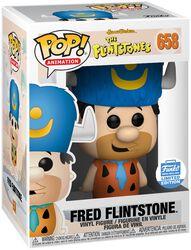 The Flintstones Fred Flinstone (Funko Shop Europe) Vinylfiguur 658