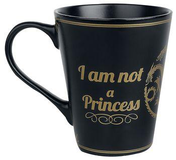 I am not a Princess