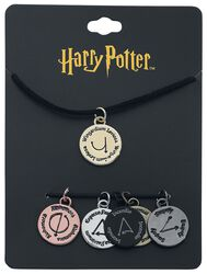 Spell Motions Charm Necklace