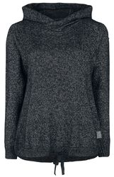 Womans Knitted Hoodie