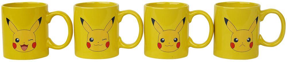 Pikachu Espresso Cup Set