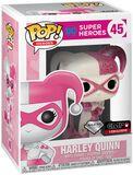 Harley Quinn (Glitter Pink) Vinylfiguur 45
