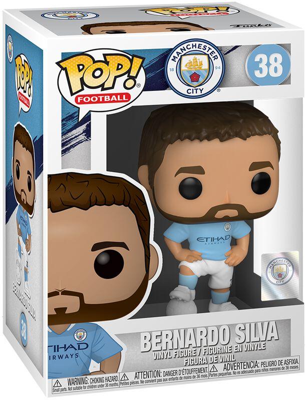 Football Manchester City - Bernardo Silva Vinylfiguur 38