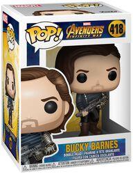 Infinity War - Bucky Barnes Vinylfiguur 418