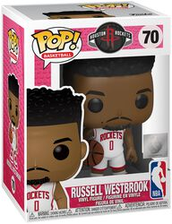 Houston Rockets - Russell Westbrook Vinylfiguur 70