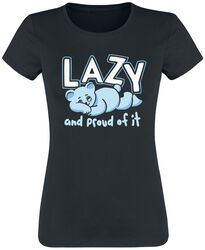 Lazy And Proud Of It