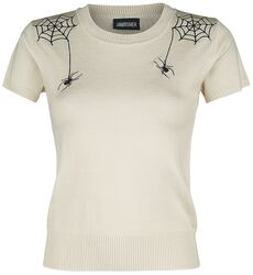 Spider Knitted T-Shirt