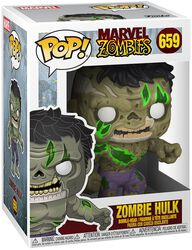 Zombies - Zombie Hulk Vinylfiguur 659