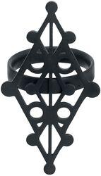 Witchcraft Rune Ring