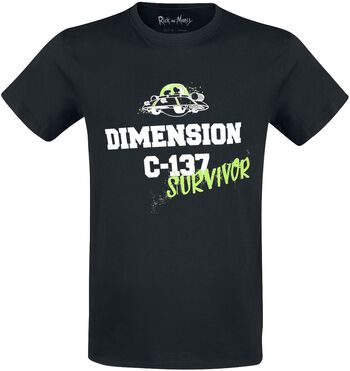 Dimension C-137 Survivor