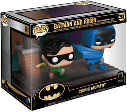 80th - Batman (1964) Batman and Robin (Movie Moments) Vinylfiguur 281