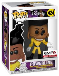 The Goofy Movie - Powerline Vinylfiguur 424