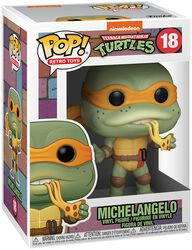 Michelangelo Vinylfiguur 18