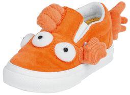 Fish Slip-On V - Blinky Fish