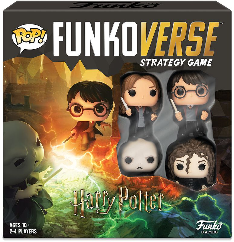 Funkoverse 100 English Version
