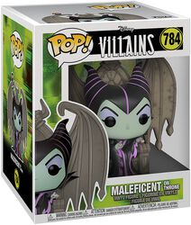 Maleficent on Throne (Pop! Deluxe) Vinylfiguur 784