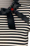 Stripey Girl 3/4 Longsleeve