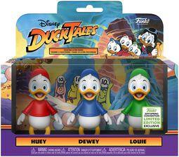 Ducktales ECCC 2019 - Huey + Dewey + Louie