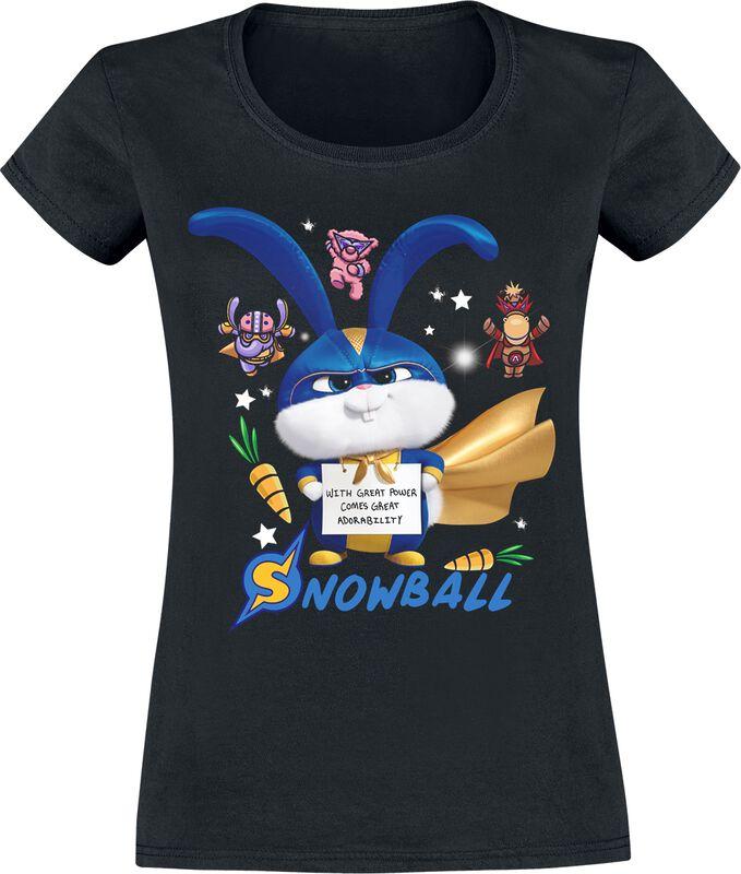 2 - Snowball - Superhero