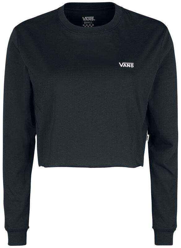Junior V Longsleeve Crop