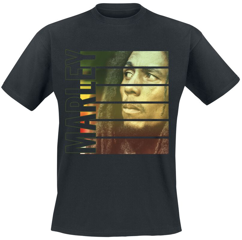 Bob Marley Profile Bars