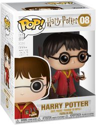 Harry Potter (Quidditch) Vinylfiguur 08